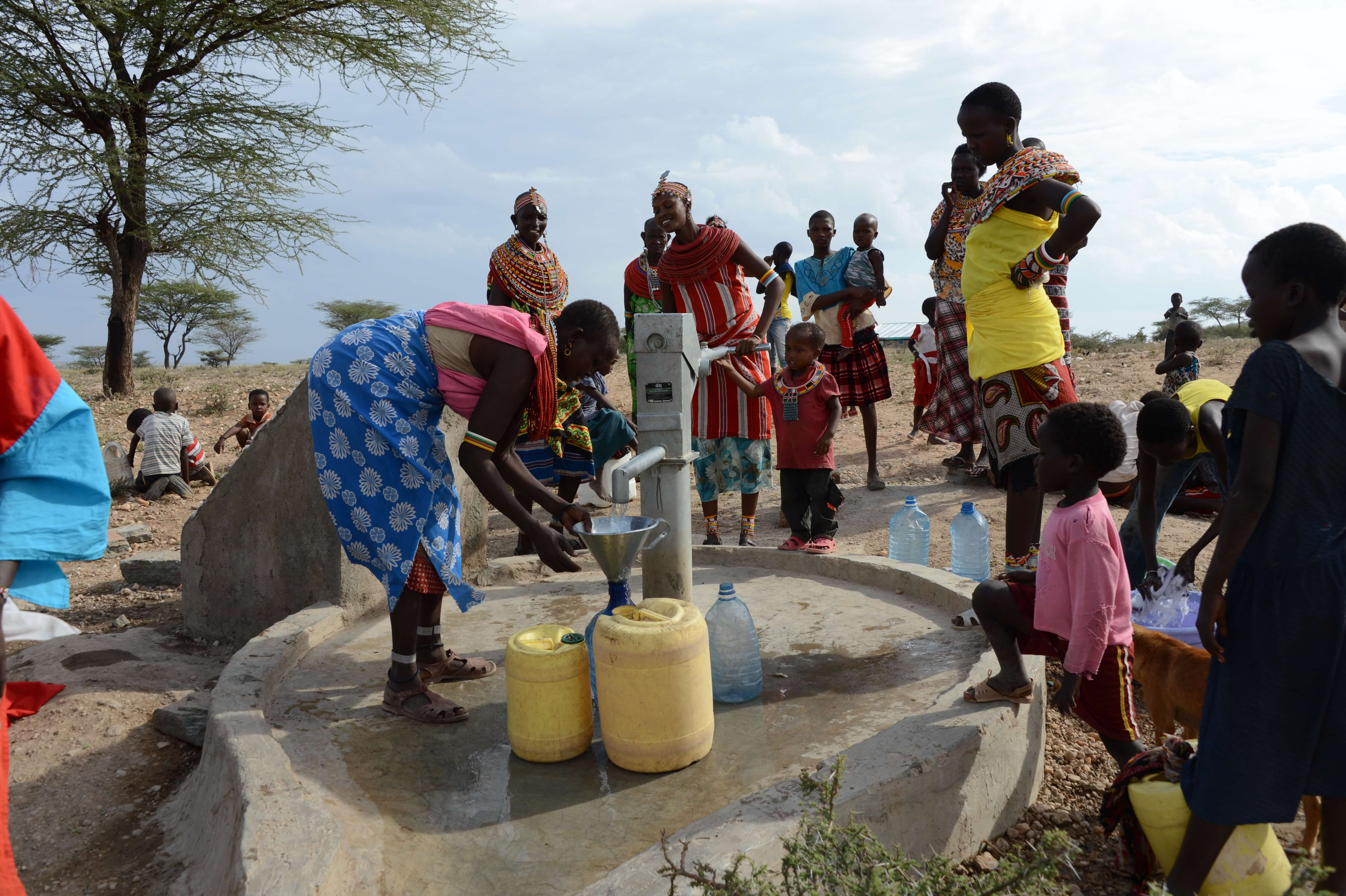 Clean Water for Samburu