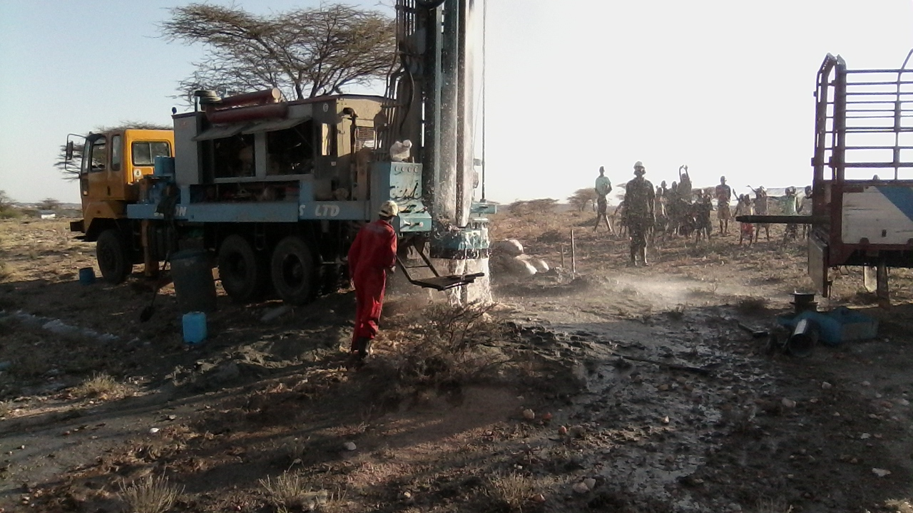 Samburu Well Drilling